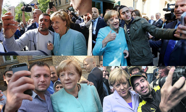 Dailey Thoughts: The Fall of Angela Merkel