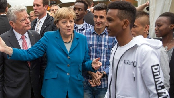 Germany. Violence in Refugee Shelters. All is not well at the EU Core.