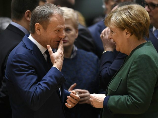 V4 failure to support Poland against Tusk a mistake; they simply cannot afford to lose Poland ??