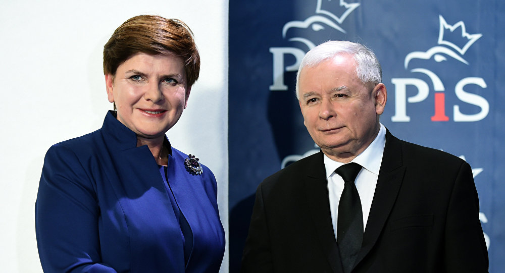 Poland did not invite the Migrants; they have the right to say No.