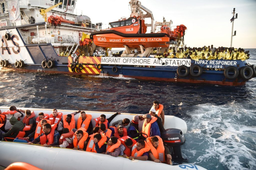 "Clandestini:  50% of the migrants who entered Italy just ""vanished"""