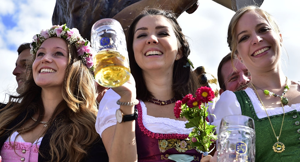 Germany:  More Migrant Riots and Sexual Assaults at a German Festival.