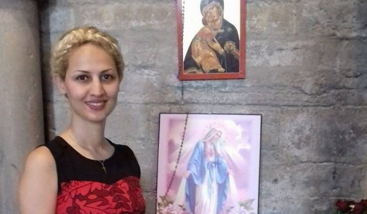 Hungary offers asylum to an Iranian Christian woman being expelled from Sweden.