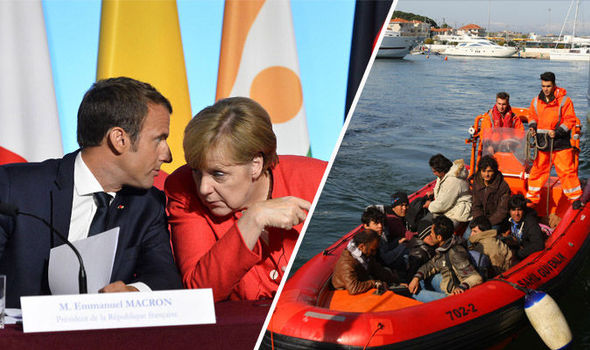 "Angela Merkel pushes to enlarge and expand the EU's migrant quota program to include African nations and ""vulnerable"" migrants."