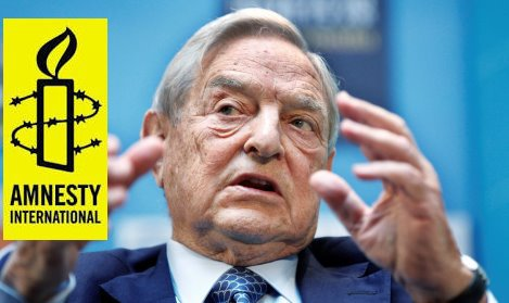 Ireland:  Amnesty International ordered to return a large donation from George Soros and Open Society Foundation.