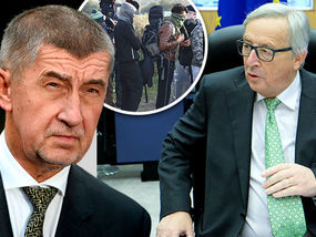 """Czech Republic:  """"We don't want any refugees."""""""