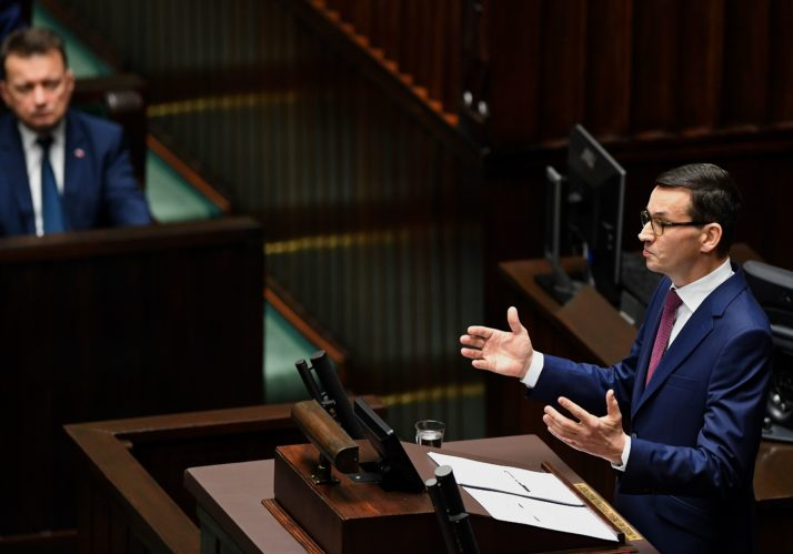 Poland. Prime Minister Mateusz Morawiecki: Why my government is reforming Poland's judiciary.