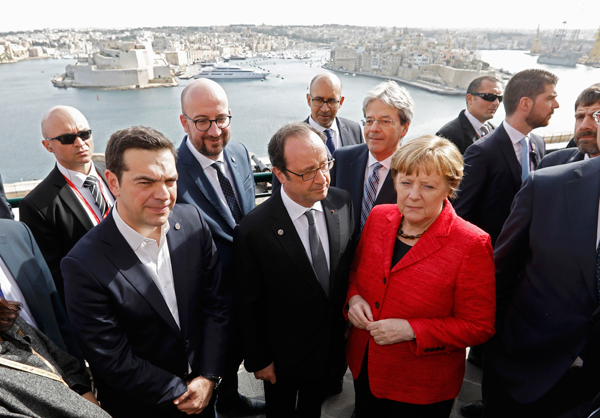 Part One:  The Deception at the Malta Summit revealed itself this weekend in Brussels.