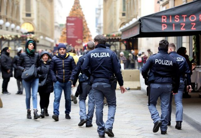 Senior recruiter and trainer of IS arrested in Italy.