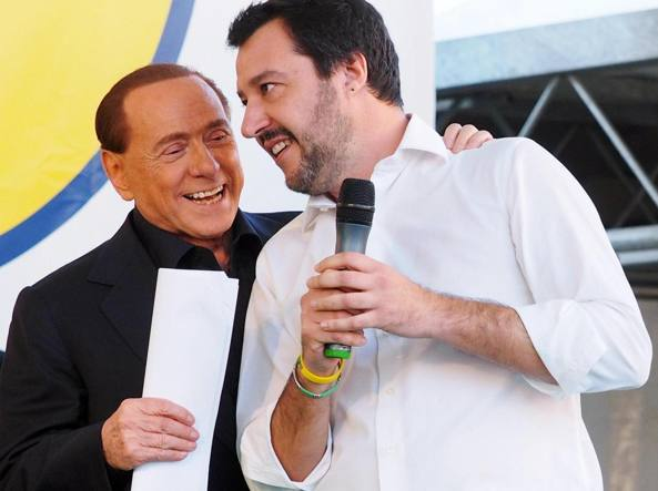 Italy Election update:  Northern League leader suspects his potential partner Silvio Berlusconi has a commitment issue