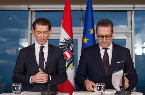 Austria: Chancellor Kurz urges end to failed EU quota scheme; help refugees where they come from.