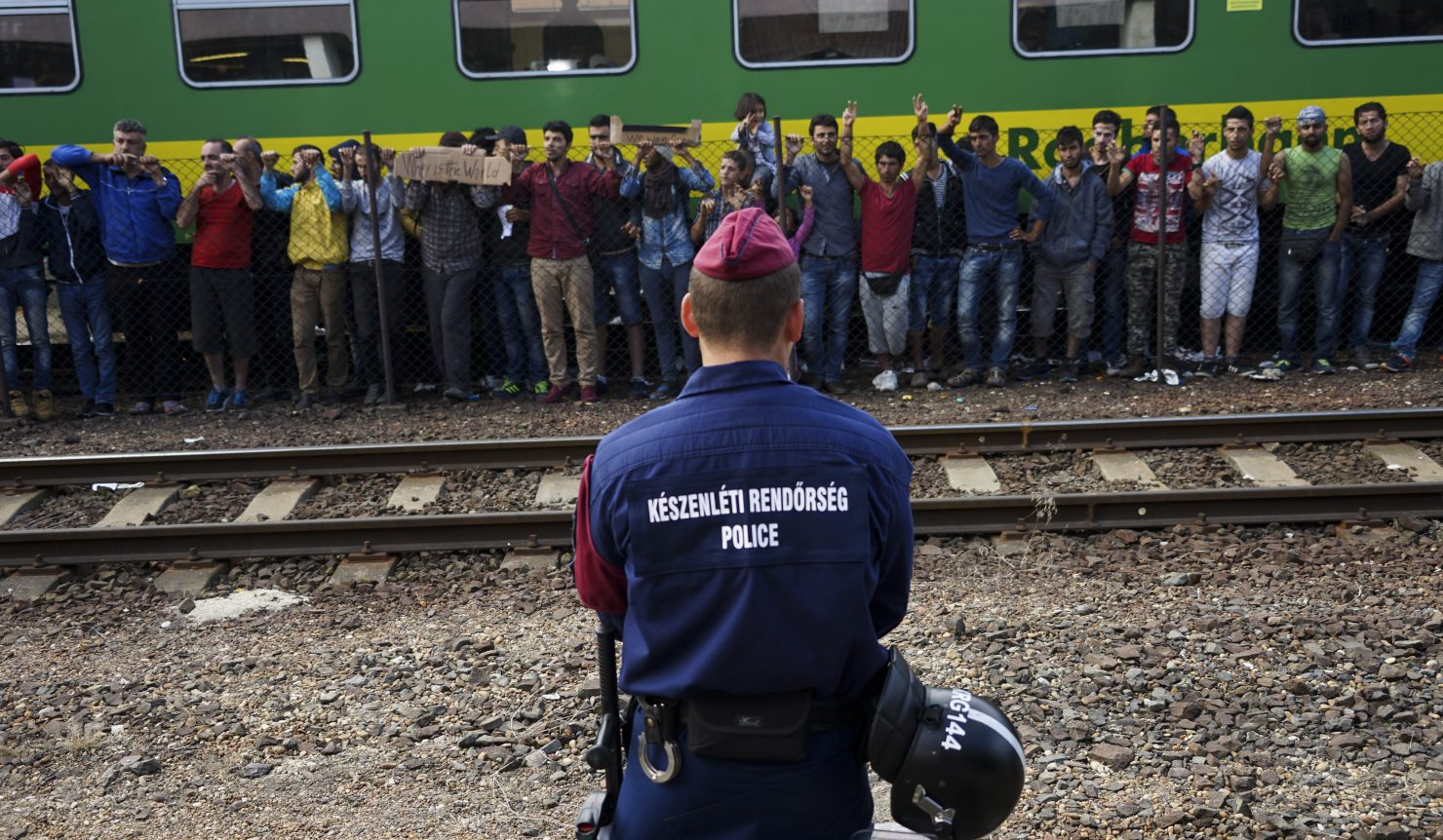 Central European Defence Cooperation (CEDC) is committed to fighting mass migration in Europe