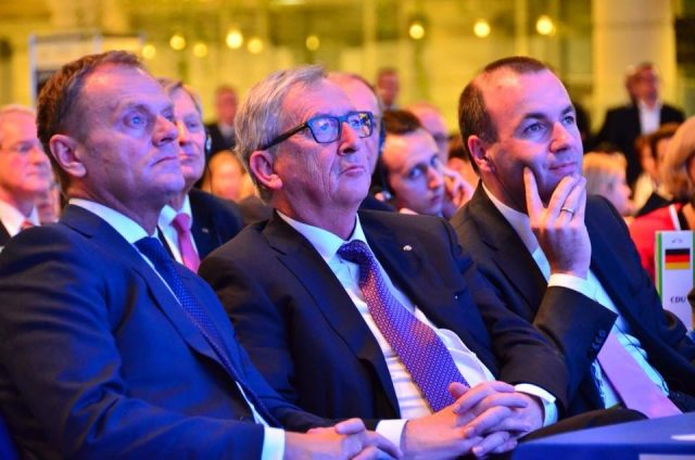 Manfred Weber: Opportunist has self-interest in expanding EU's scope and power