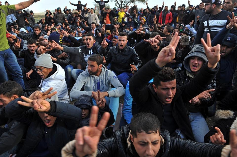 MIGRANTS IN EUROPE LINKED TO SOARING VIOLENCE AND CRIME IN GERMANY