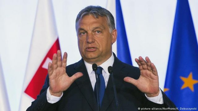 """Orban tells Germany: """"You wanted the migrants, we didn't."""""""