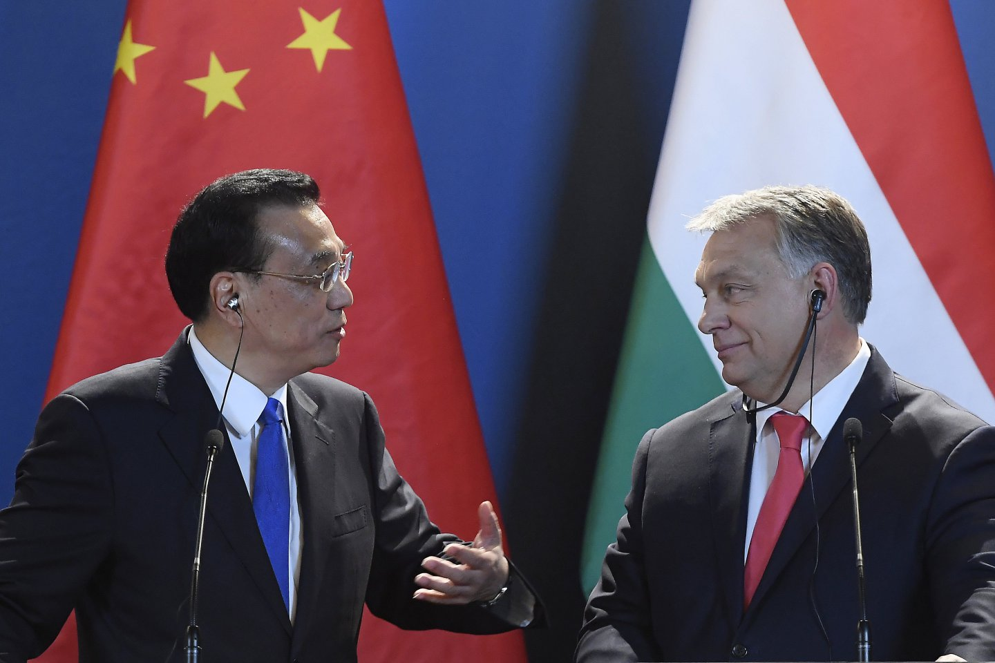 "Hungary, CEE and China:  ""The EU has no answer to CEE's economic needs."""