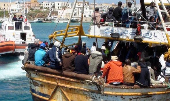 Italy warns of 'Real risk' of Islamic State fighters on migrant boats.