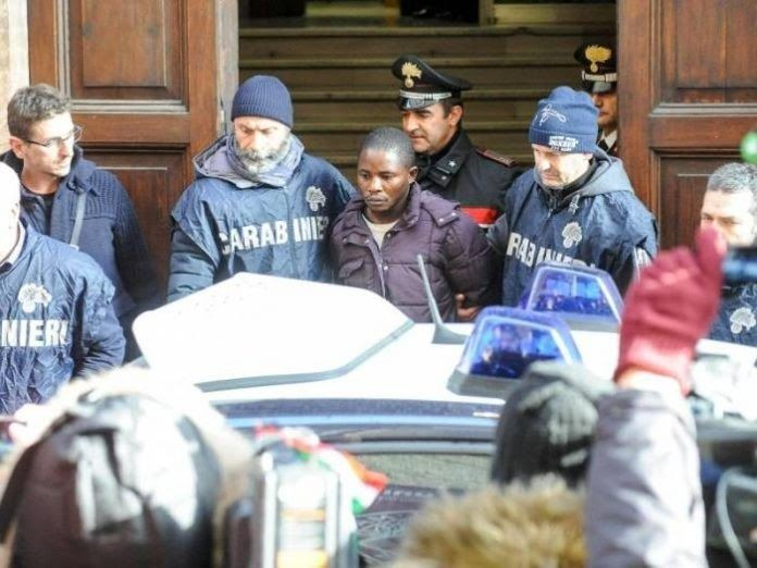 V4 Report. Italian Murder: Two Other Nigerians Arrested