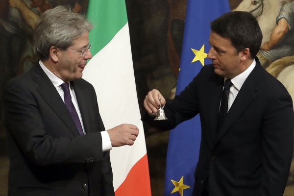 V4 Report. Italy and Life at the EU Core:  Matteo Renzi and Nigerian migrants