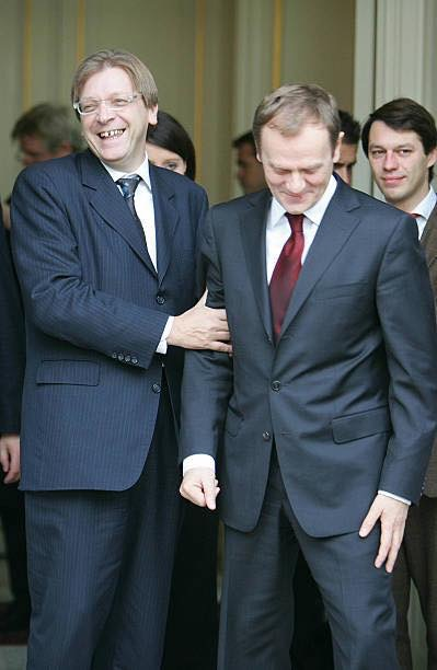 """V4 Report: Donald Tusk and the hypocrisy of """"fake values"""" Club in Brussels"""