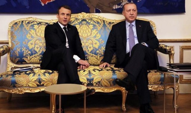 Muslim leader tells Emmanuel Macron not to meddle with French Islam.