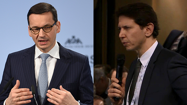 "Morawiecki at his best as he dismantles shameless writer from ""anti-Poland"" New York Times"