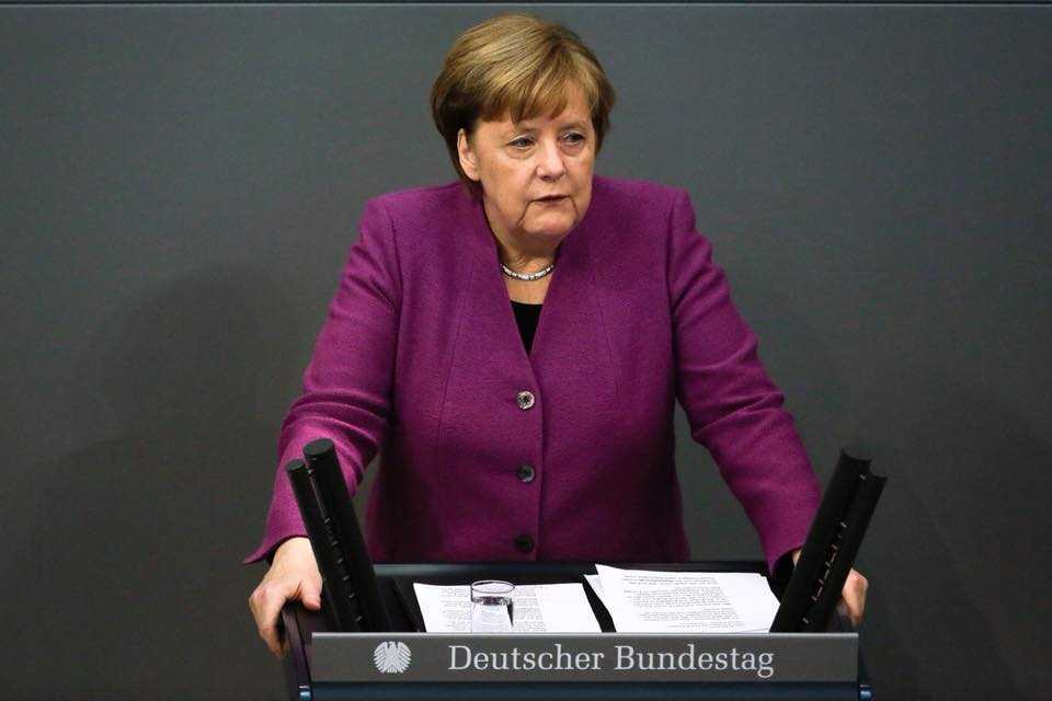 "V4 Report: Germany. After luring migrants worldwide, Angela Merkel ""Demands Solidarity"" from the Visegrad and Central European nation states declining the migrant quotas."