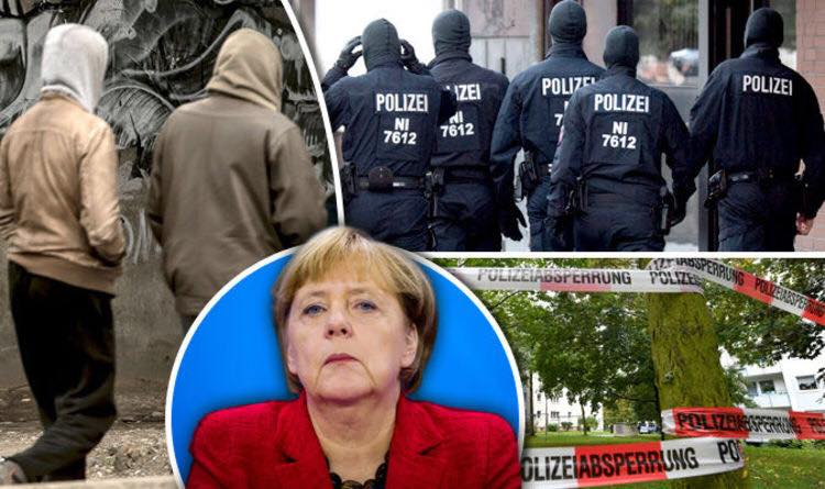 "V4 Report: Germany and life at the EU Core: While not using the actual term, Angela Merkel seemed to dismiss naive claims that 'no-go zones' are non-existent in Germany, stressing instead that ""there are such spaces, and you have to call that by name and you have to do something about it."""