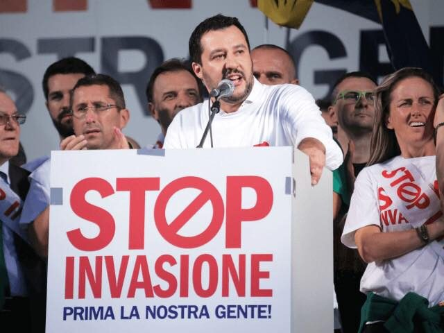 "V4 Report:  Visegrad and Italy : ""We should follow the Visegrad model,"" advises MEP of the Italian Lega Nord party, Lorenzo Fontana."
