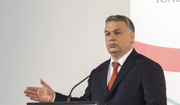V4 Report: Hungary: Some interesting comments from Viktor Orban regarding new (and old) allies in the fight against migration and the upcoming election in April.