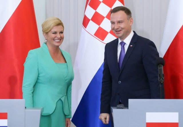 V4 Report: Croatia:  Undecided on vote regarding Poland and article 7.  December 23, 2017.