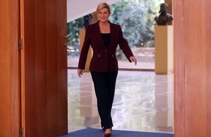 Croatian President Kolinda Grabar-Kitarović will not sign the Marrakesh Agreement on UN Migrants, or the Marrakesh Declaration, Velimir Bujanec announced on social networks.