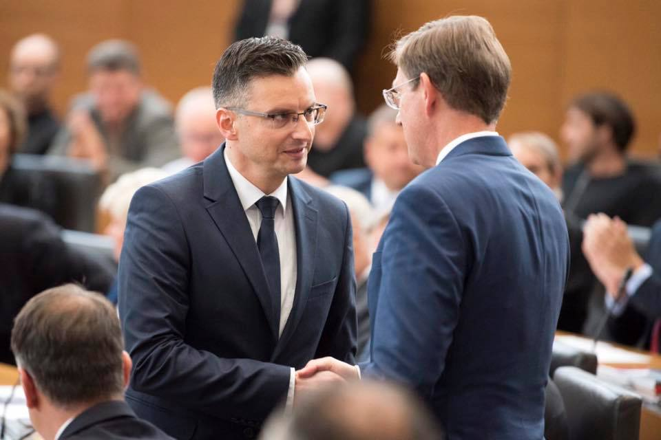 Slovenian Prime Minister Šarec will not go to Marrakech: The games of deception continue as gutless leaders run away from Marrakech, fearing that voters will blame them for accepting the UN Migration Pact.