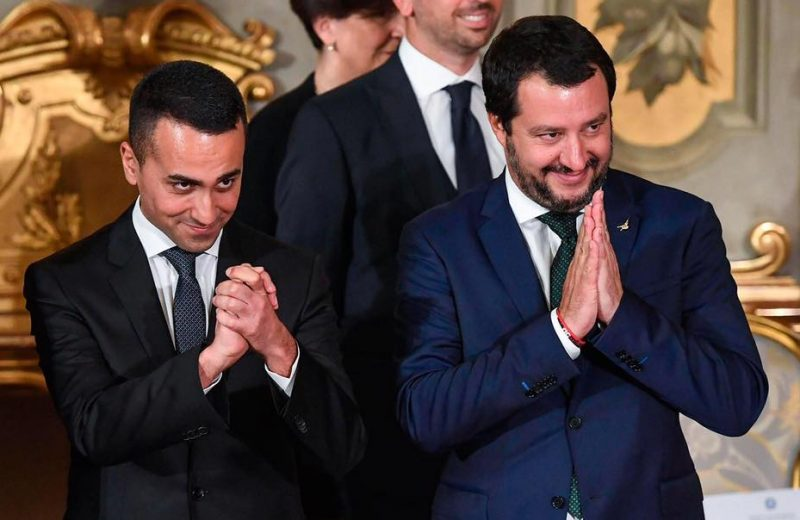 Showdown in Italy over the UN Migration Compact?