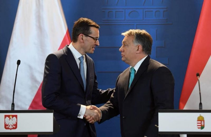Poland and Hungary block 'LGBTIQ rights' from being enshrined in EU legislation.