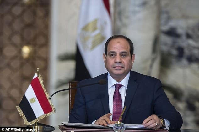 Egypt's President believes Europe should protect its culture, but Brussels disagree.