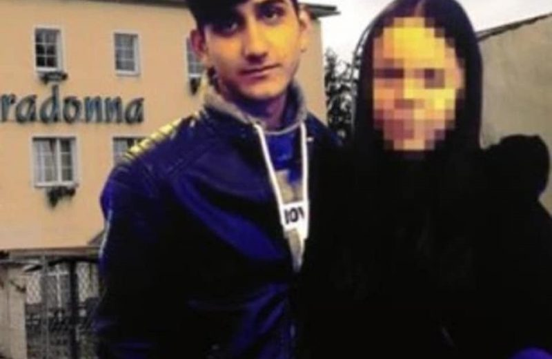 An Afghan migrant – who was wanted for murder in Afghanistan – stabs Austrian girl to death.