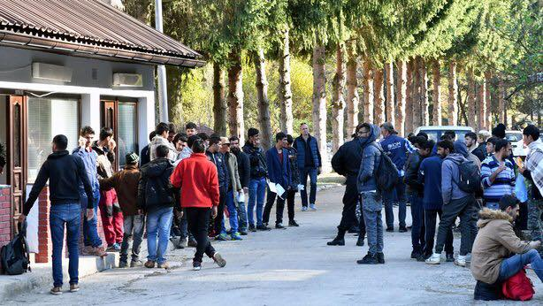 Open-border blowback: Migrants suspected of links to terrorism, smuggling detained in Bosnia.