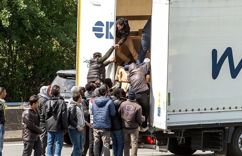 French Solidarity and the Jungle of Calais.