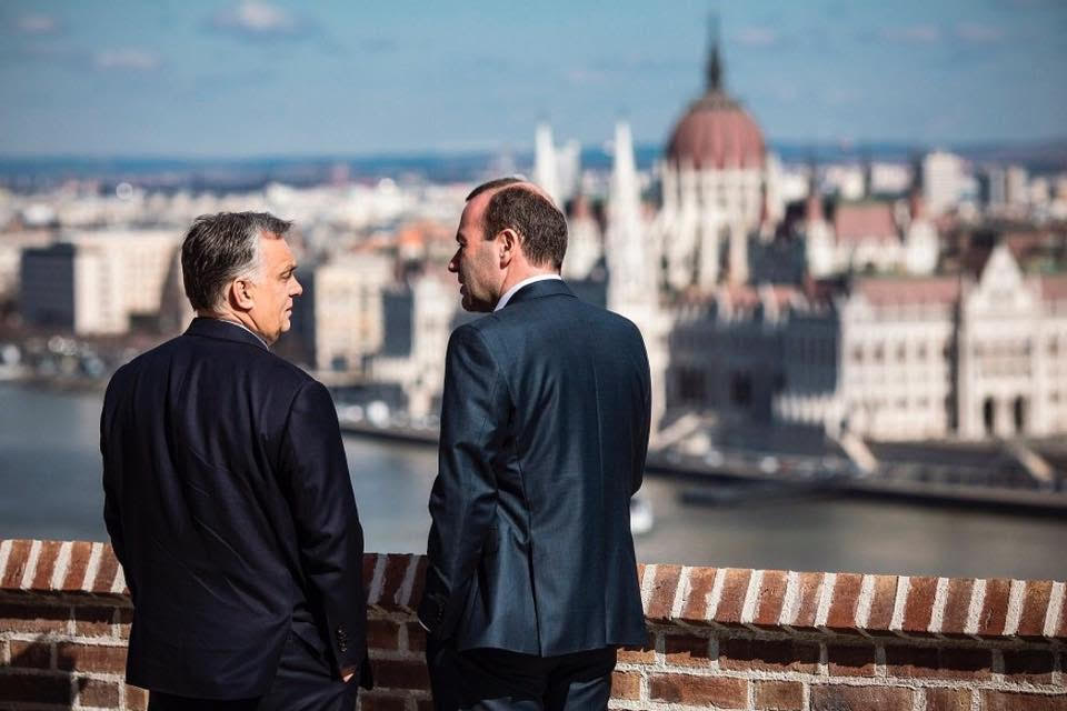 Weber vs. Orban….to be continued.