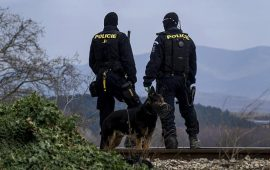 Cartel smuggling migrants from Asia broken up by Czech police.