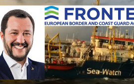 """Salvini:  """"In Libya, there are thousands of Islamic terrorists: the risk of infiltration on boats is a certainty. That's why we need firmness…"""""""