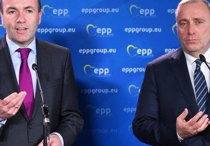 Poland:  Controversy for the united 'opposition' that includes the Civic Platform (Donald Tusk), Socialists, Greens and others…including former communists.