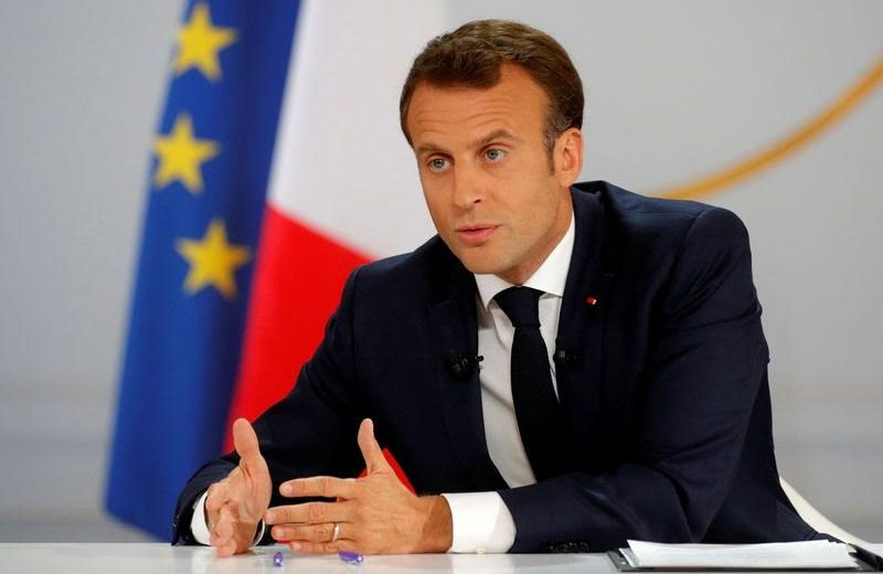 Another member of Visegrád, this time Poland, offers Emmanuel Macron a dose of reality.