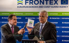 Brussels wants to expand Frontex?  What is its real agenda?  Maybe Greece knows.