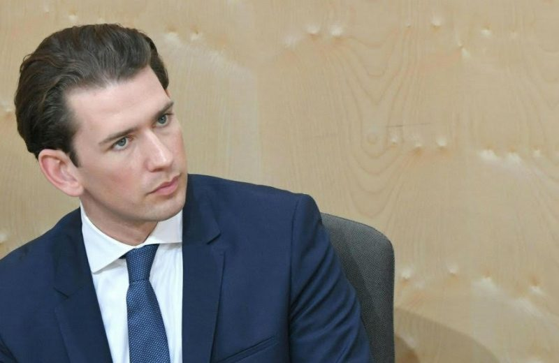 The V4 Report's interview regarding Sebastian Kurz and the crisis in Austria.