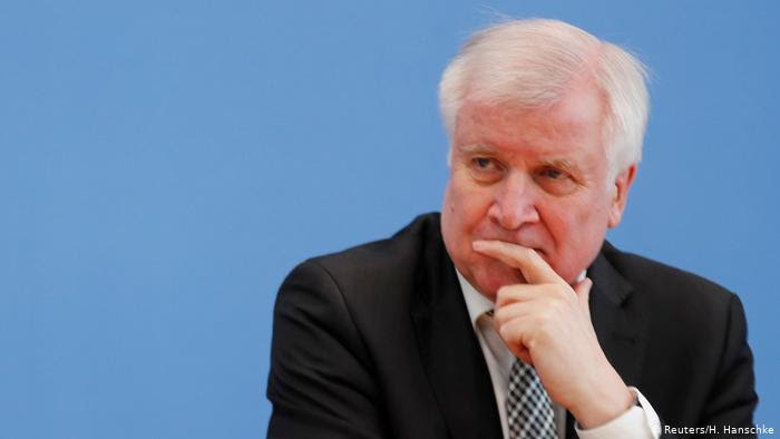 The V4 Report never bought into the charade of Horst Seehofer and the CSU of Bavaria.