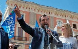 Europe's Hope: Matteo Salvini calls for 'tough response' to UN after it criticizes Italy's migrant policy, suggests that the UN was attempting to interfere in the EU elections.