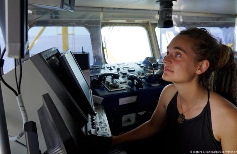 Italian judge frees detained Sea Watch captain.