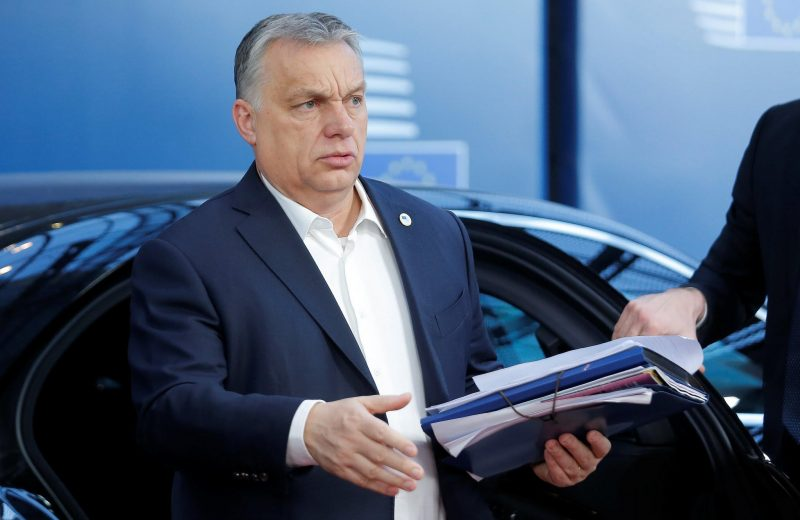 Hungary slams EUCO for only reimbursing a mere 1% of the total cost of its border fence.